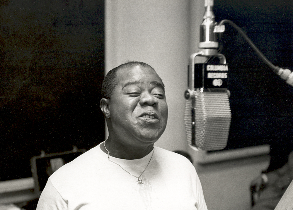 Image result for louis armstrong star david