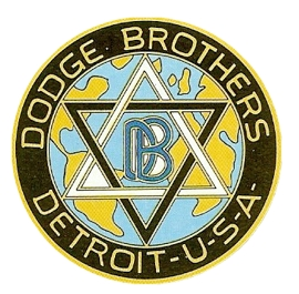 Why The Original Dodge Logo Was A Jewish Star 171 Crescent