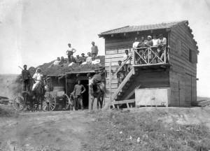 Early kibbutz