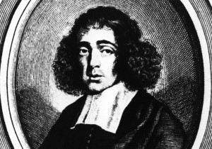 Circa 1660, Dutch philosopher Benedicto De Spinoza (1632 - 1677). (Photo by Hulton Archive/Getty Images)