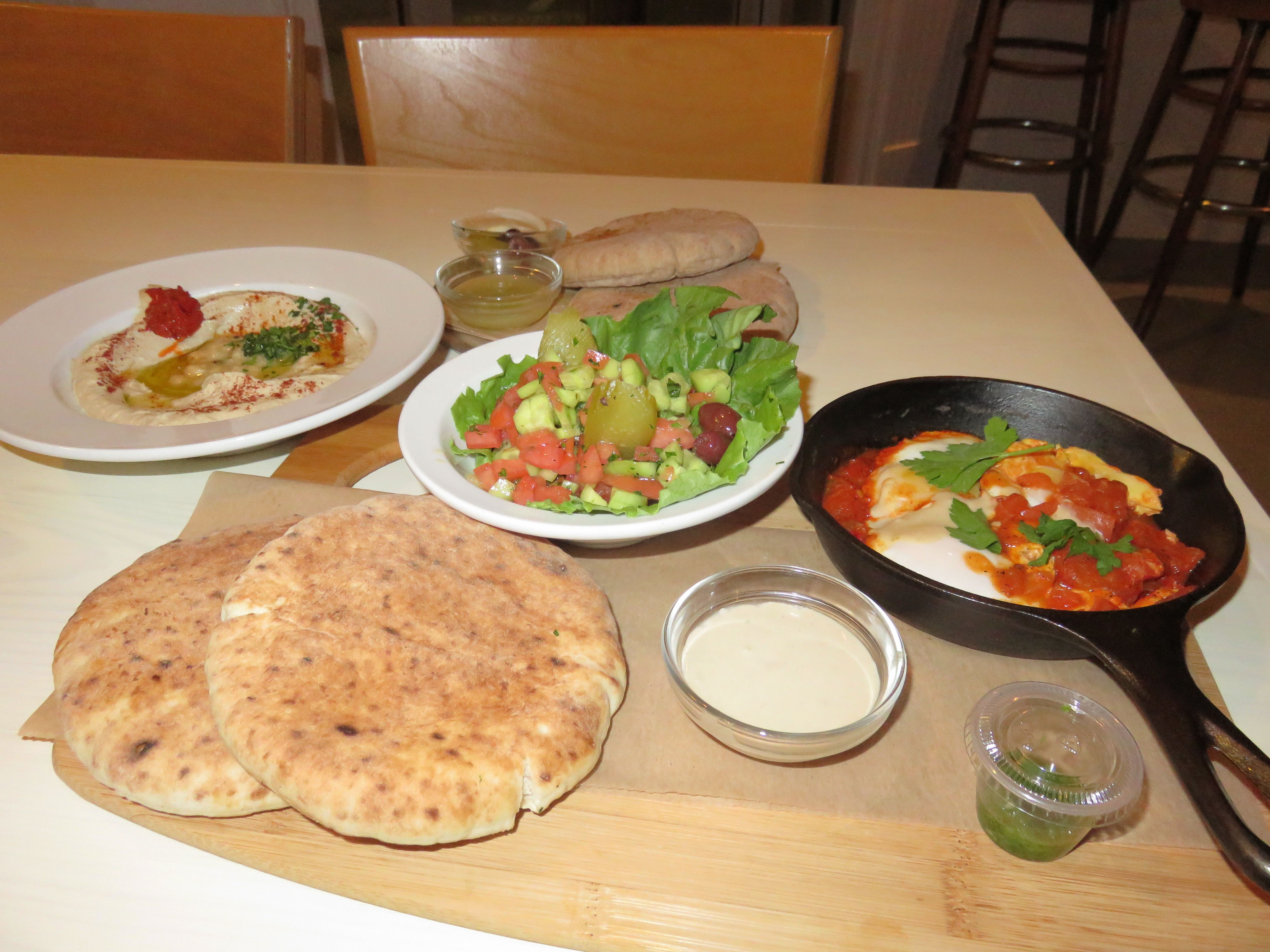 Tal S Hummus Doubles Number Of Israeli Restaurants Here Crescent City Jewish News