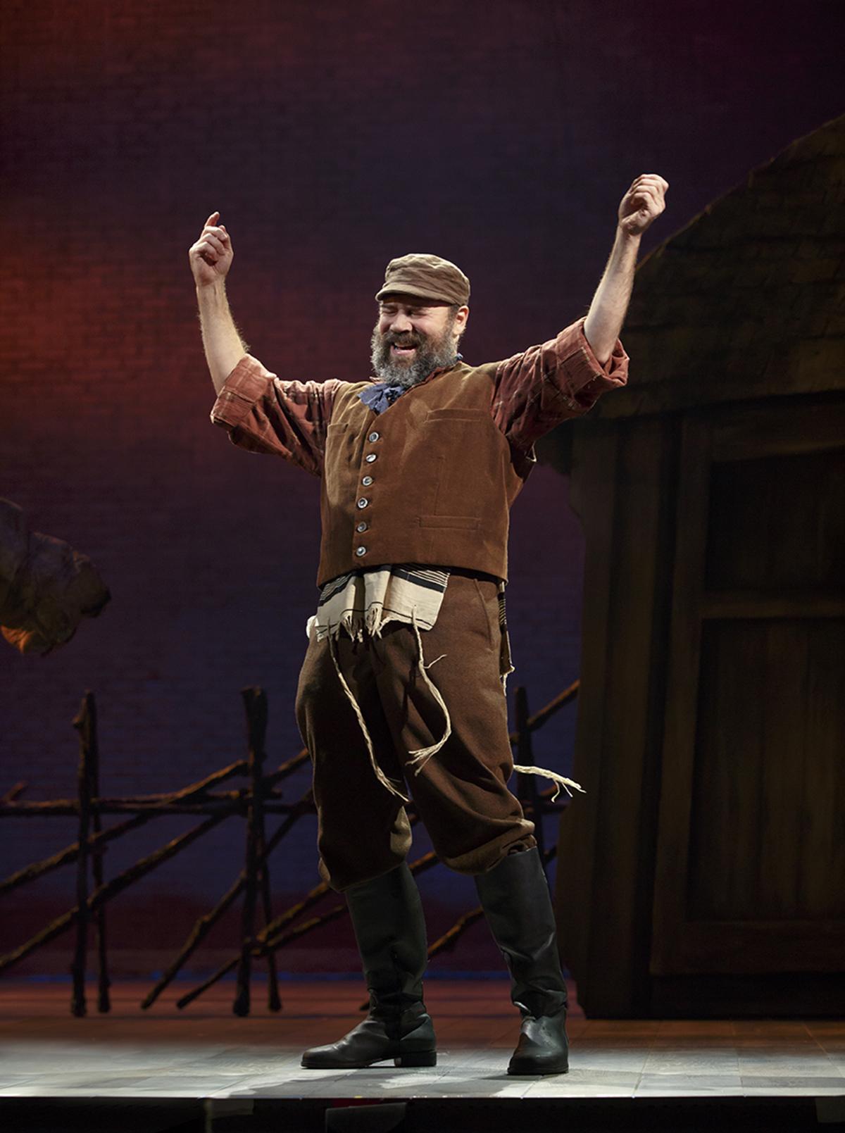 Fiddler Revival A Solid Production Crescent City