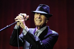 Leonard Cohen In Concert At The O2 Arena, London, Britain - 15 Sep 2013, Leonard Cohen (Photo by Brian Rasic/Getty Images)