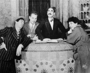 Four Marx Bros - Cocoanuts Broadway