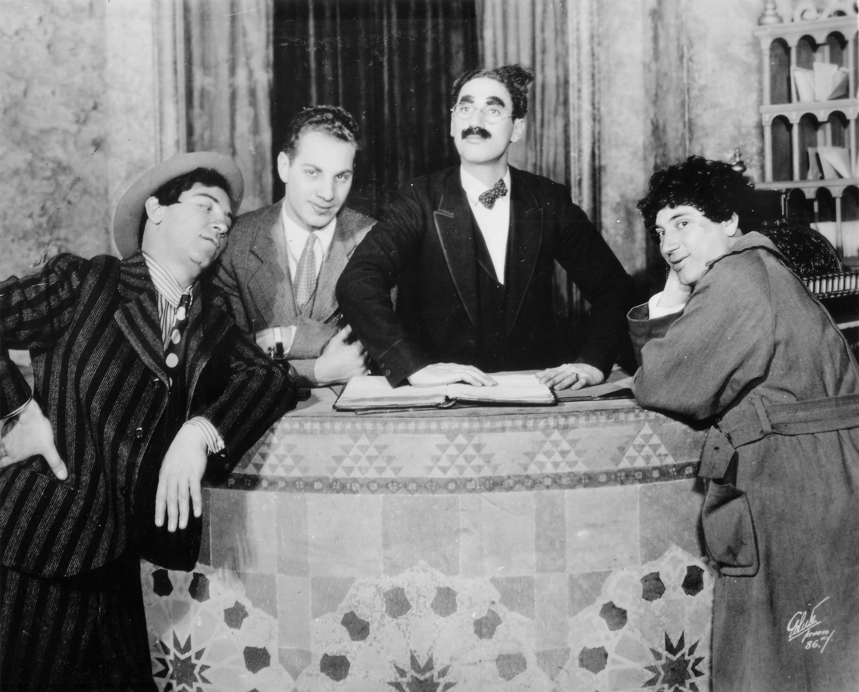 new marx brothers book is definitive crescent city jewish news