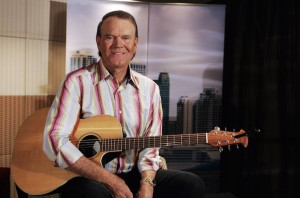 SYDNEY, AUSTRALIA - JANUARY 30:  Musician Glen Campbell performs during a photo call at the Shangri-La Hotel Sydney on January 30, 2008 in Sydney, Australia.  (Photo by Gaye Gerard/Getty Images)