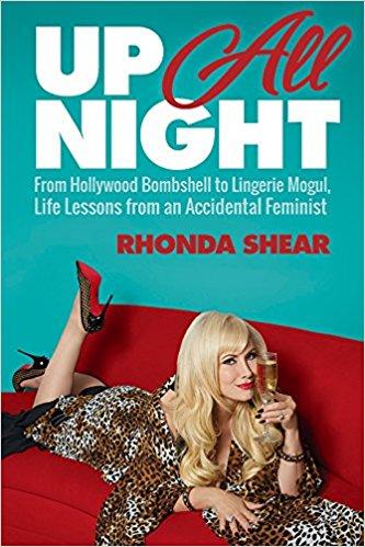 e2057cc7548b8 Rhonda Shear back in NOLA to promote book - Crescent City Jewish ...